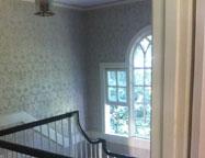 Wallpaper Stairway  Foyer