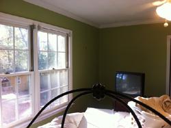 Green Bedroom RePaint
